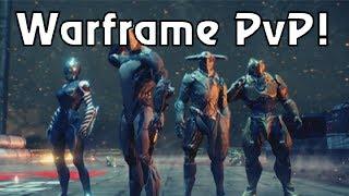 Evanz plays Warframe PvP!