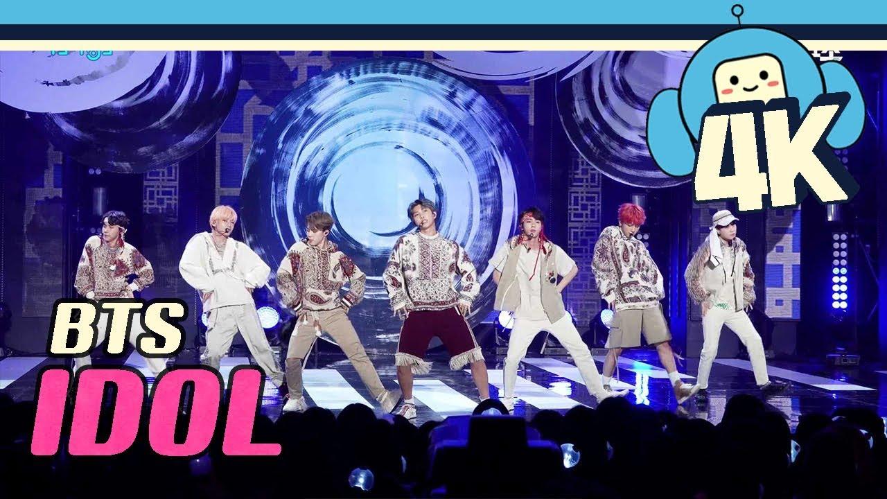 K Focus Cam Bts Idol Show Music Core