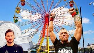 МакГрегор раскручивает UFC, Джон Кавана сканирует мозг