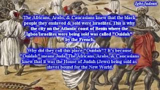 Black People (Negroes) Are The True Israelites