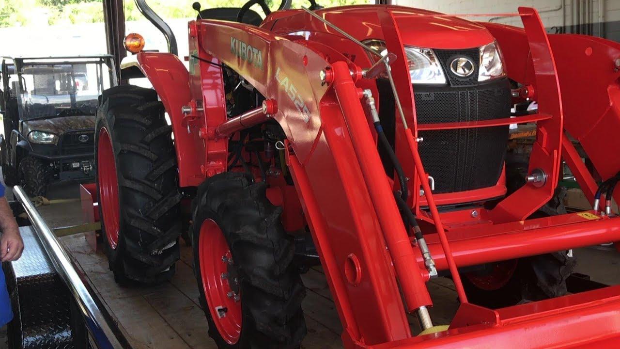 kubota l series tractor reviews