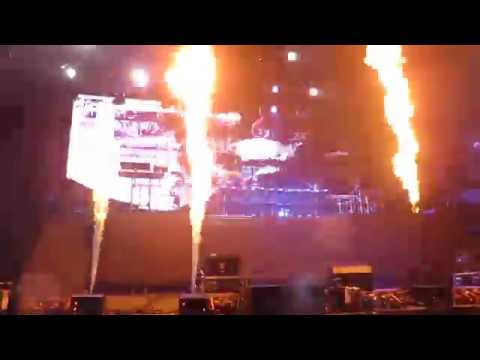 """The Chainsmokers """"Siren"""" - Tecate Live Out 2018 Monterrey N.L."""