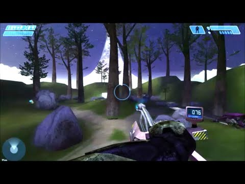 The Lost And Forgotten Map Of Halo 1