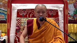Кунделинг Ринпоче. Наставления по медитации. Часть 3