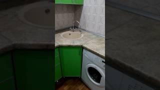 05 Обзор зелёной кухни