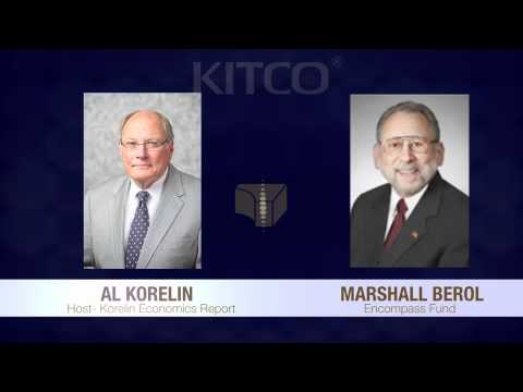 Kitco Audio: Big Al and Marshall Berol discuss the discrepancy between XAU/HUI and the price of Gold