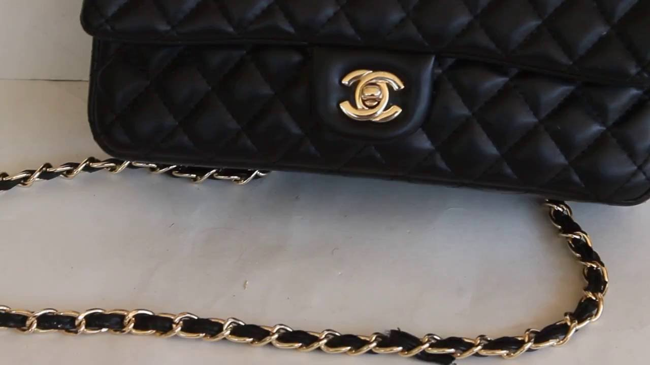 a2bcc9404209 Chanel Small Classic Handbag Youtube | Stanford Center for ...