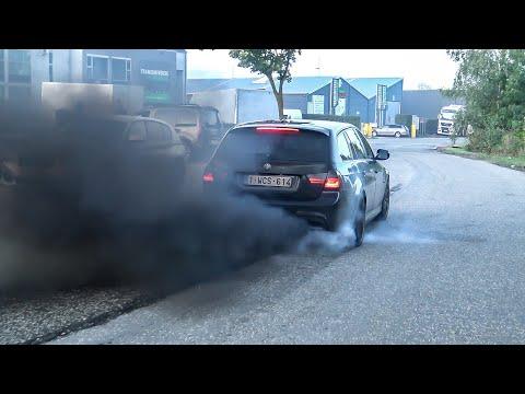 BEST OF Modified Diesel Cars - 900Nm 535d, 650Nm 335d, Cupra, 325tds, CLS 320 CDI, A5 TDi,...