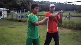 Video Pembelajaran : Teknik Pukulan Softball