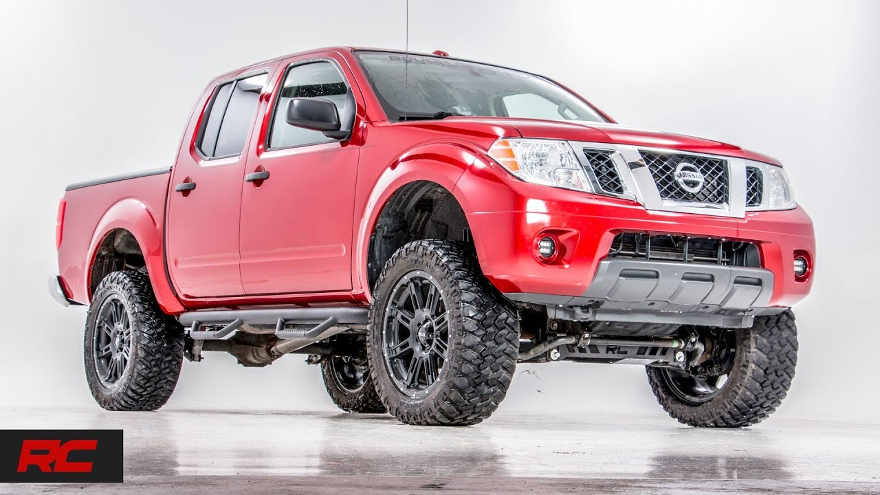 2013 Nissan Frontier Red Vehicle Profile Youtube