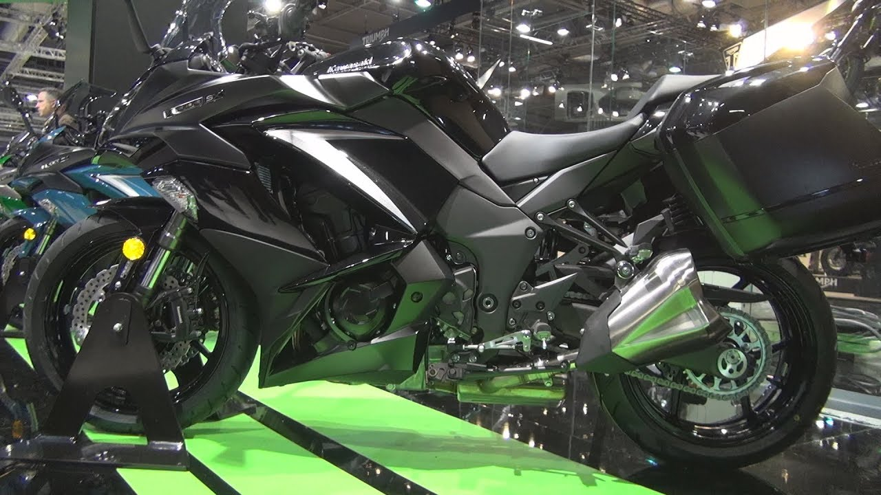 kawasaki z1000sx 2019 exterior and interior youtube. Black Bedroom Furniture Sets. Home Design Ideas