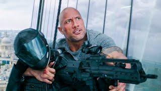 Брикстон нападает на базу ЦРУ   Форсаж: Хоббс и Шоу