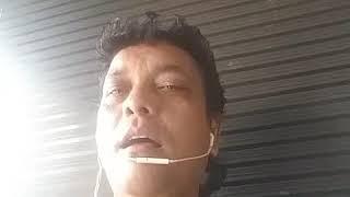 Hindi Filmi Song. .tujhse naraj nahi jindagi... (Shravan kumar )karaoke singing...)