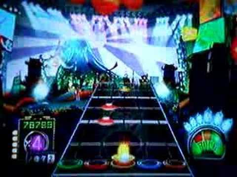 GH3: Scorpions - Rock You Like a Hurricane (Medium) 100%