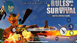 PLAYING WITH SUBSCRIBE   29KILLS FIRETEAM   (Rules Of Survival) MOBILE  PORTUGUESE 