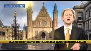 Spitbattle Geert Wilders
