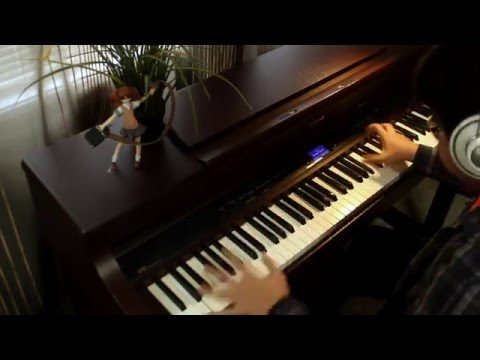 Mahouka Koukou no Rettousei OP - Rising Hope (piano)