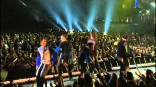 NSYNC - Bye Bye Bye (Popodyssey Lİve)