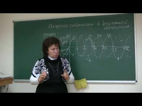 возрастная психология видео лекция