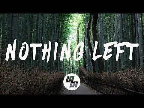 Vanrip & Watson - Nothing Left (Lyrics / Lyric Video) feat. Karra