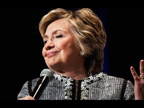 Hillary's New Book Blames Everyone But Hillary