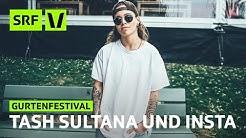Gurten: Tash Sultana im Interview über Facebook und Instagram   Festivalsommer 2019   SRF Virus