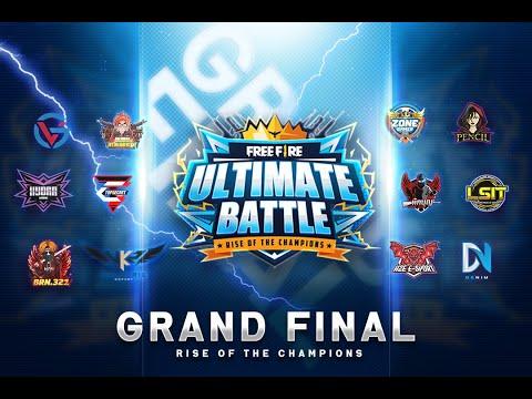 Free Fire Ultimate Battle : GRAND FINAL