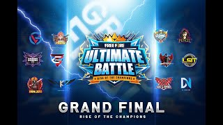 Free Fire Ultimate Battle : GRAND FINAL