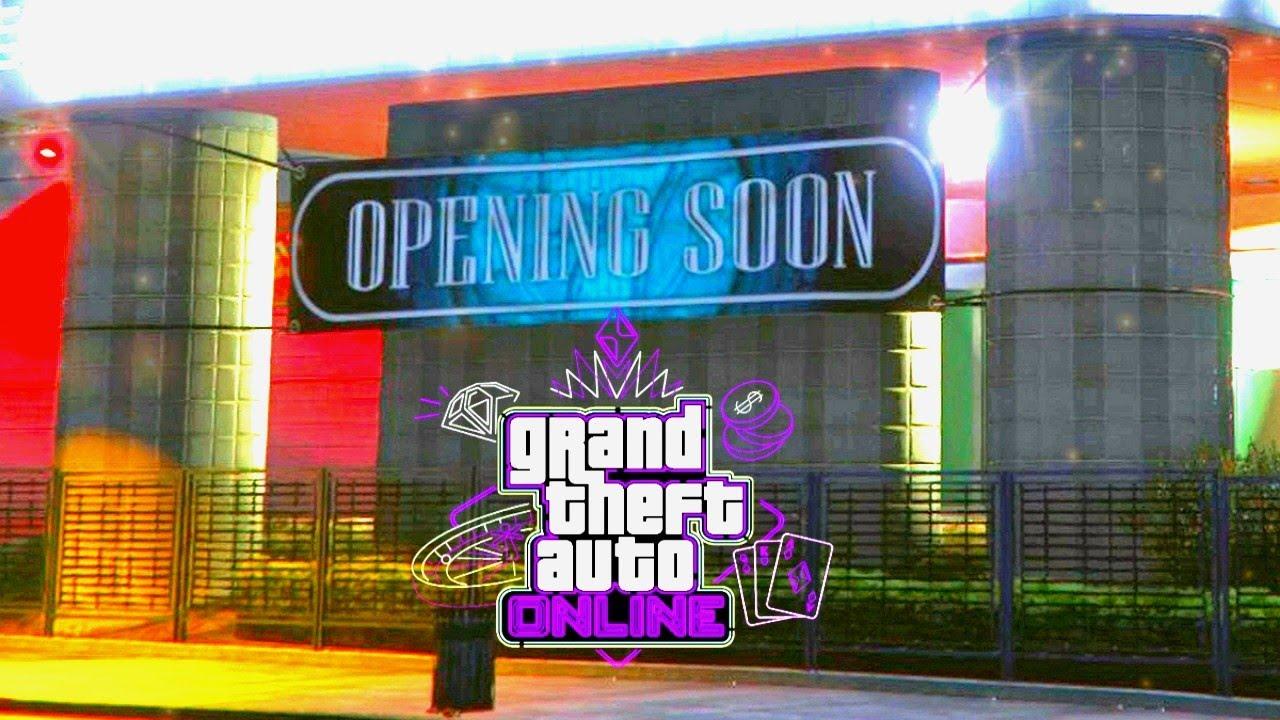 Gta 5 Casino Update Release Date