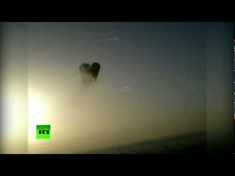 Падение воздушного шара в Луксоре (ВИДЕО)