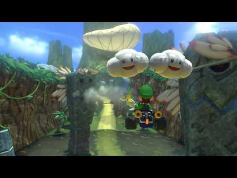 Weegee - Mario Kart 8 - DK Jungle
