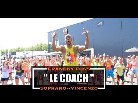 Soprano - Le Coach feat. Vincenzo (Flashmob officiel)