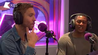 Calvin Harris talks New Music with Dua Lipa and his Summer Anthem | KISS Breakfast