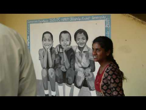 Shanti Bhavan - WBEZ's Worldview in India