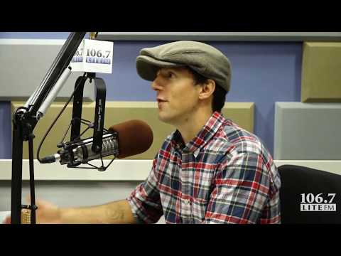 Jason Mraz Talks Upcoming Broadway Debut