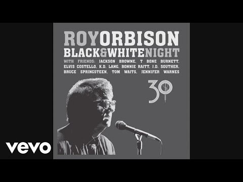 Roy Orbison - Crying (From Black & White Night 30) (Audio)
