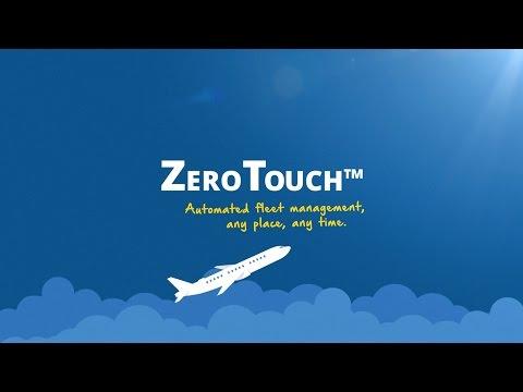 Introducing Panasonic Avionics' ZeroTouch(TM)