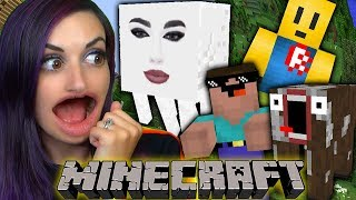 Minecraft ...but Everything Looks HILARIOUS