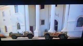 The Gods Must be crazy Gunshot funny clip.