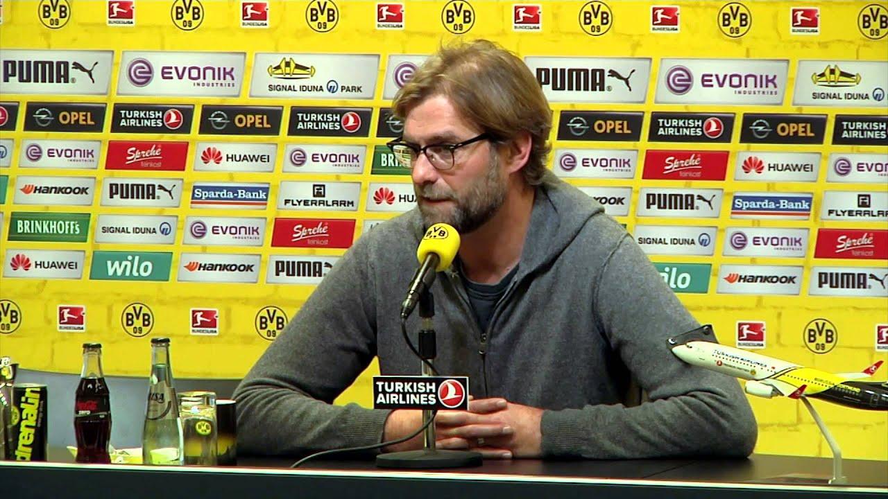 "Jürgen Klopp: ""Keine Notfallszenarien im Kopf"" | Borussia Dortmund - TSG 1899 Hoffenheim"