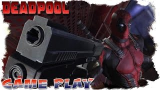 Deadpool - Landed In Prison - Fish Out Of Water - Gameplay X