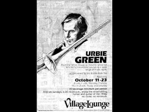 """Urbie Green - live 12/1975 """"Perdido"""""""