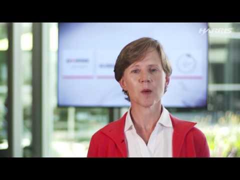 Harris Business Development Manager Jennifer Moore -- LEAD ON