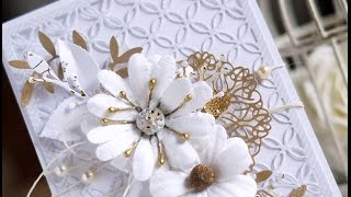 Simple Beauty Cardmaking Tutorial - Penny Black