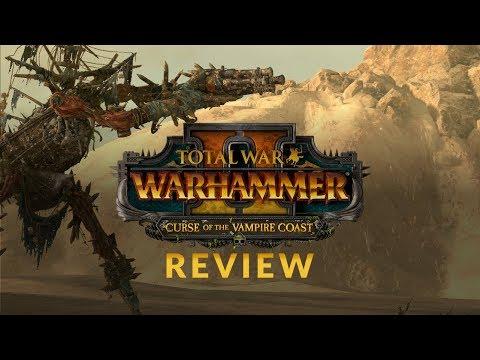 CURSE OF THE VAMPIRE COAST DLC REVIEW - Total War: Warhammer 2