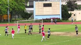 體藝vs可藝 2013 5 5 學界足球精英賽 精華