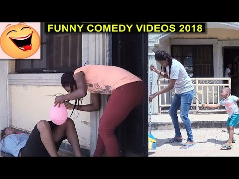 2018 TRY NOT TO LAUGH  GIRLS  Funny s Comedy Compilation  Family The Honest Comedy  3