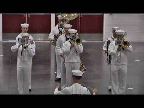 RTC  US Navy Boot Camp Graduation  June 10, 2016