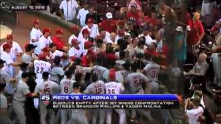 Some of the most In- Famous Brawls in MLB History