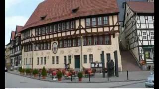 Ostdeutschland Teil 1 Reisebeschreibung und Bildergalerie